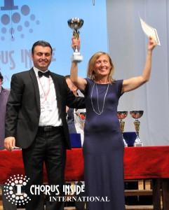 Хор Веснянка отримав золотий диплом на міжнародному фестивалі Chorus Iside Summer 2015